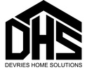 Devries Home Solutions logo